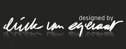 (designed by) Erick van Egeraat