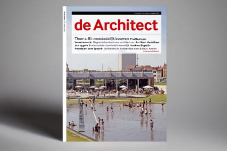 cover De Architect oktober 2011 b